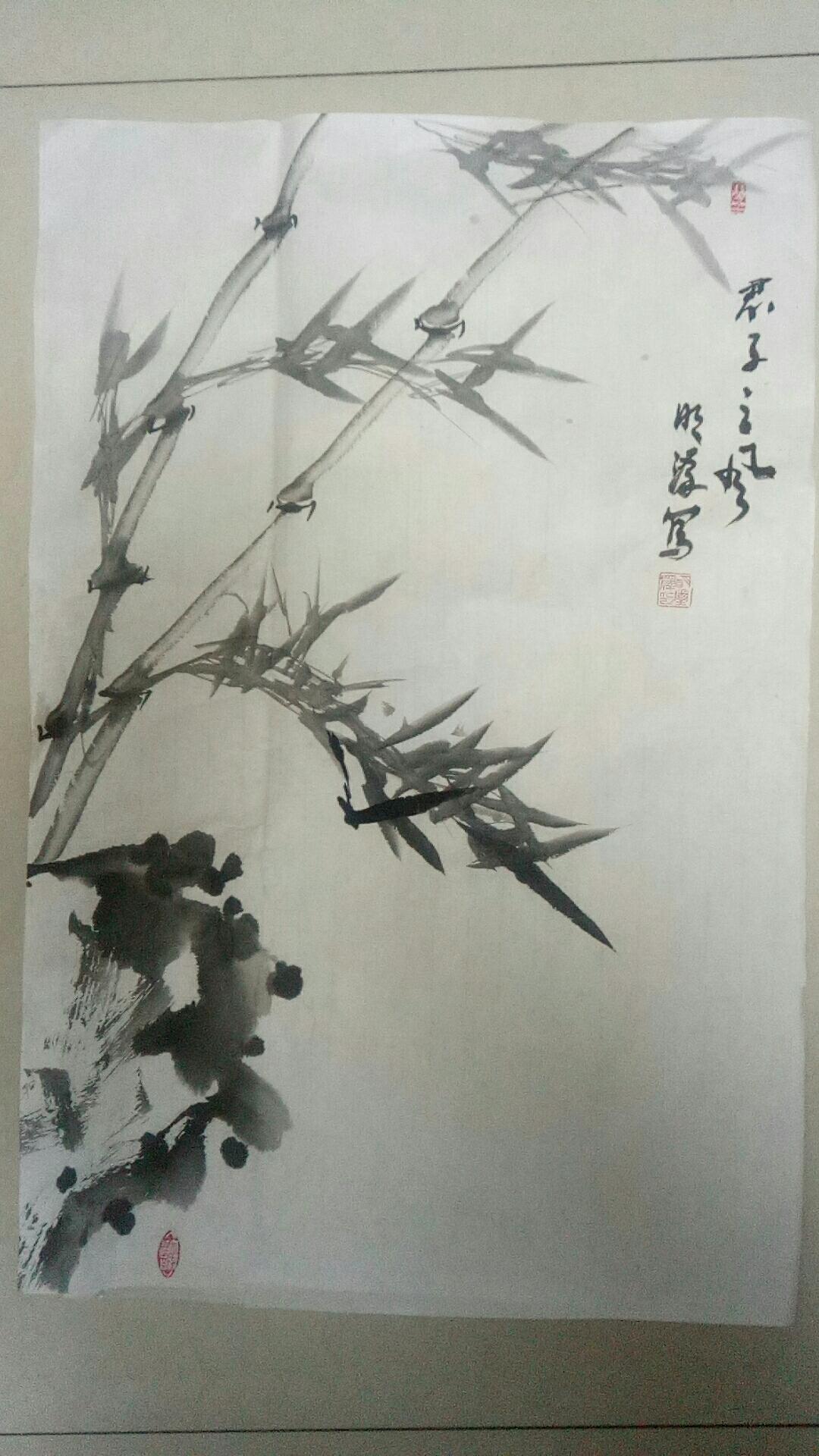 李明泽同学作品