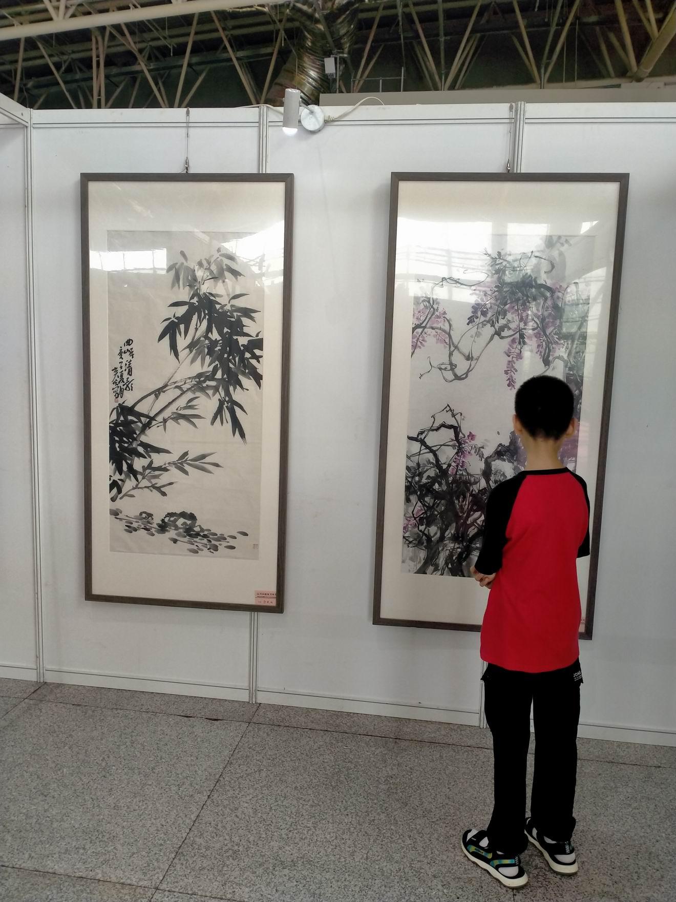 2020.08.23济南艺术博览会部分作品